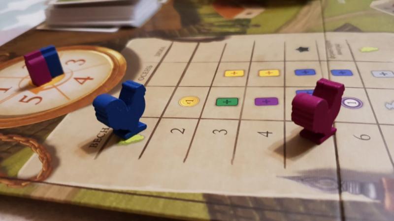 Настольная игра Виноделие 7