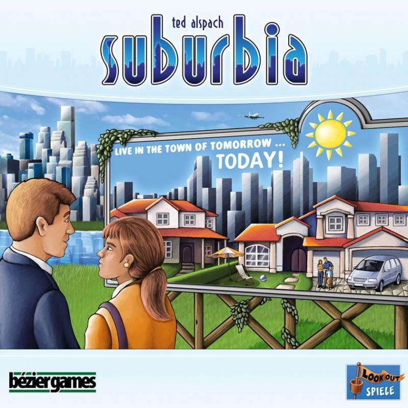 Suburbia субурбия