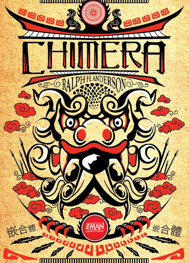 Настольная игра Химера Chimera