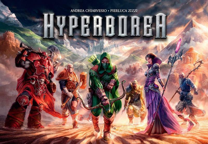 игра Hyperborea