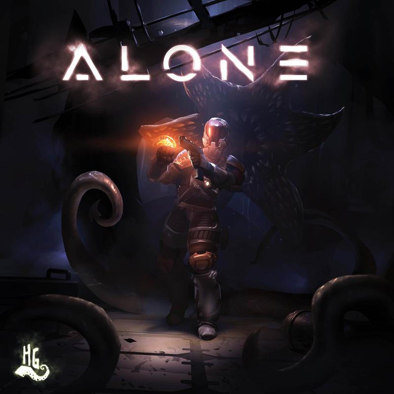 настольная игра Alone В одиночестве