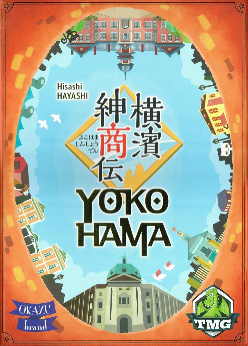 настольная игра Yokohama