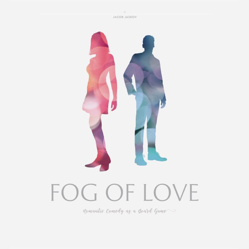 настольная игра Fog of Love Туман любви