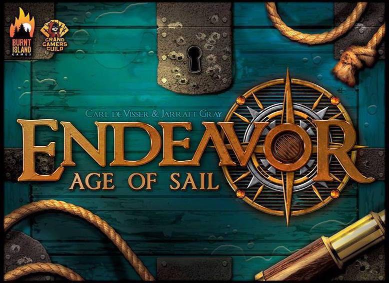 Игра Endeavor: Age of Sail