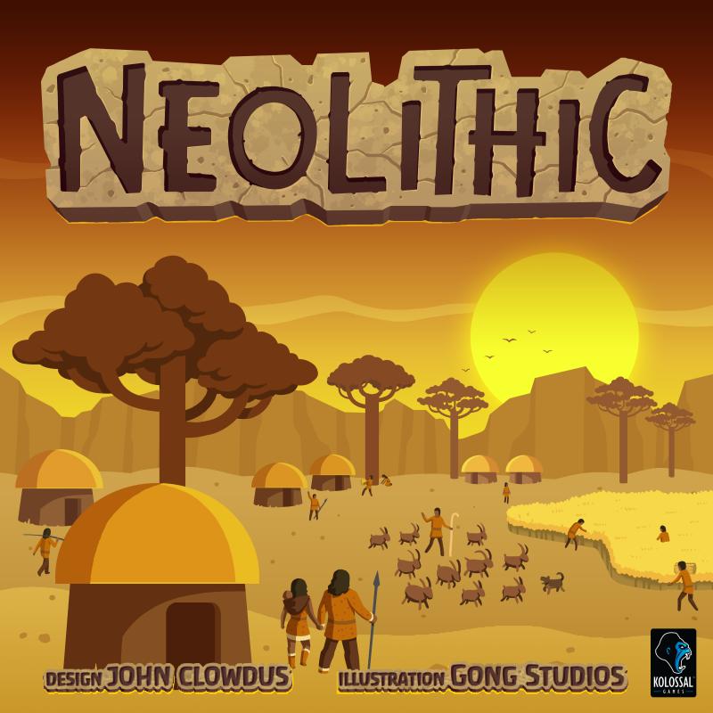 Настольная игра Neolithic