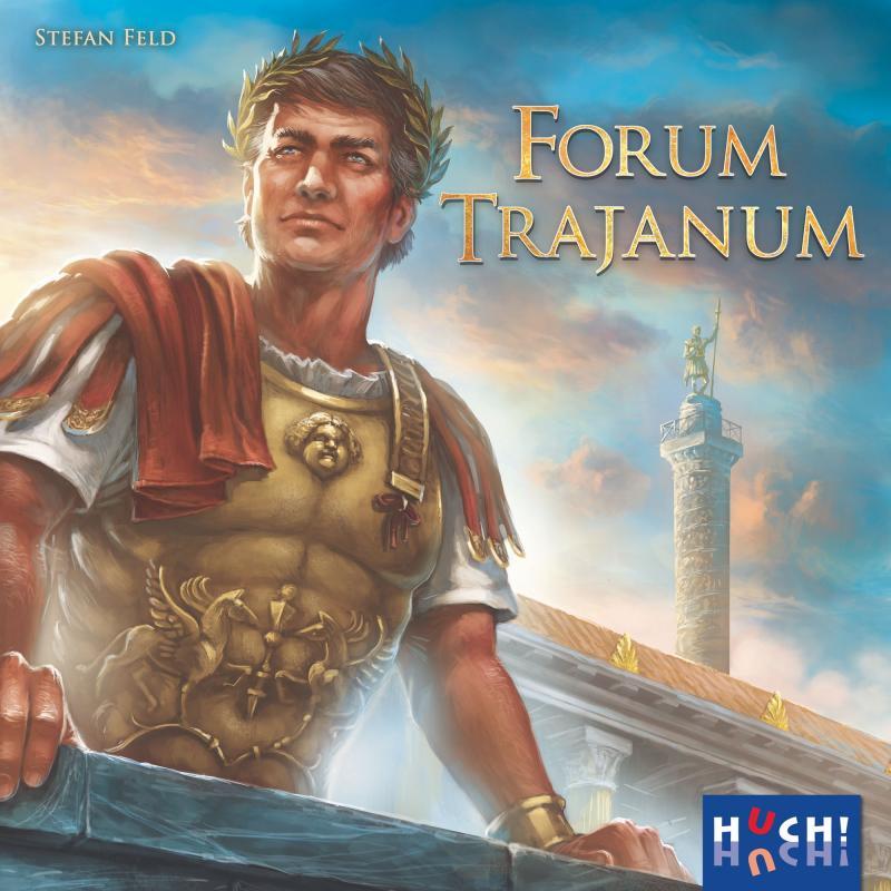 настольная игра Forum Trajanum Форум Траяна