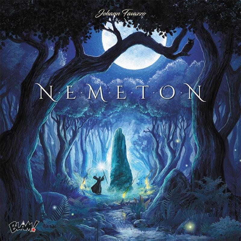настольная игра Nemeton Неметон