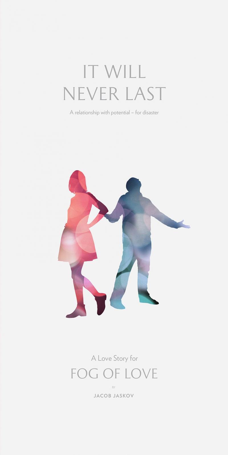 настольная игра Fog of Love: It Will Never Last Туман Любви: это никогда не будет длиться