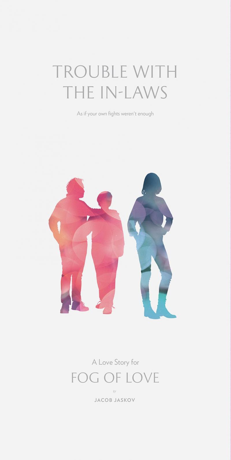 настольная игра Fog of Love: Trouble with the In-Laws Туман Любви: проблема с родственниками