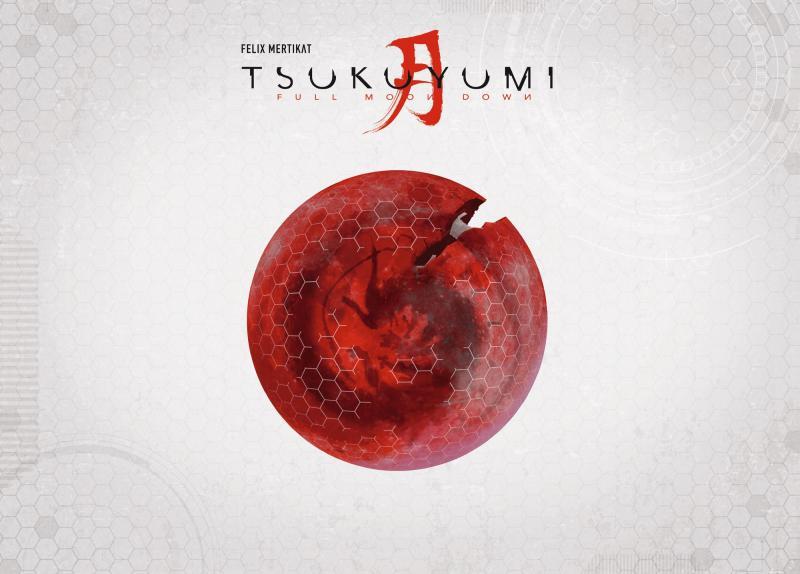 настольная игра Tsukuyumi: Full Moon Down Цукуюми: полная луна вниз