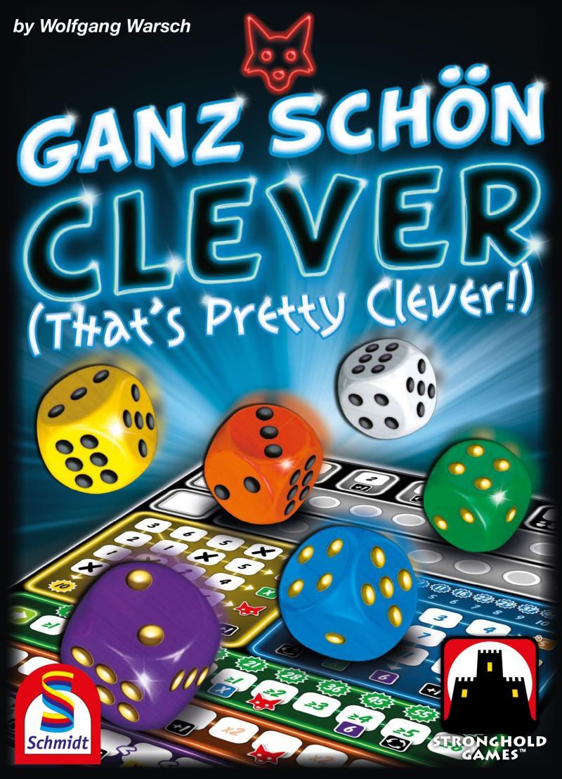 настольная игра That's Pretty Clever Это довольно умно
