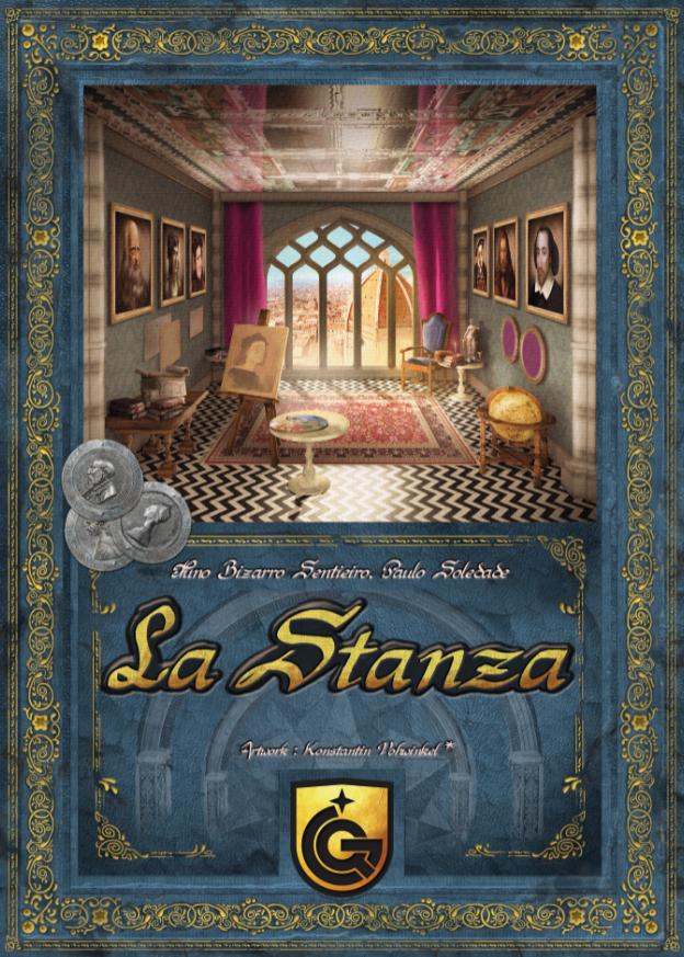 Настольная игра La Stanza