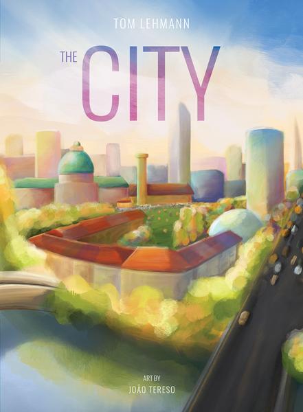 настольная игра The City Город