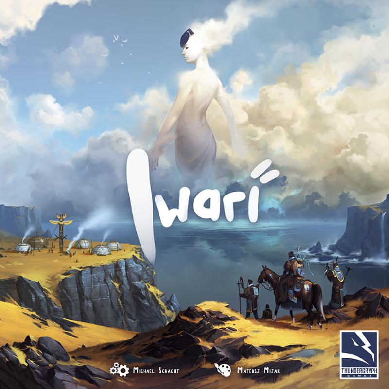 игра Iwari Ивари