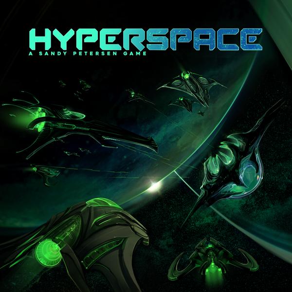 настольная игра Hyperspace