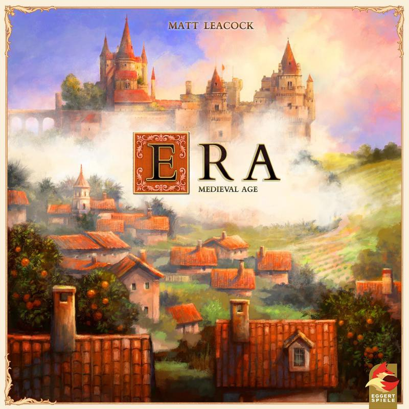 настольная игра Era: Medieval Age Эра: средневековая эпоха