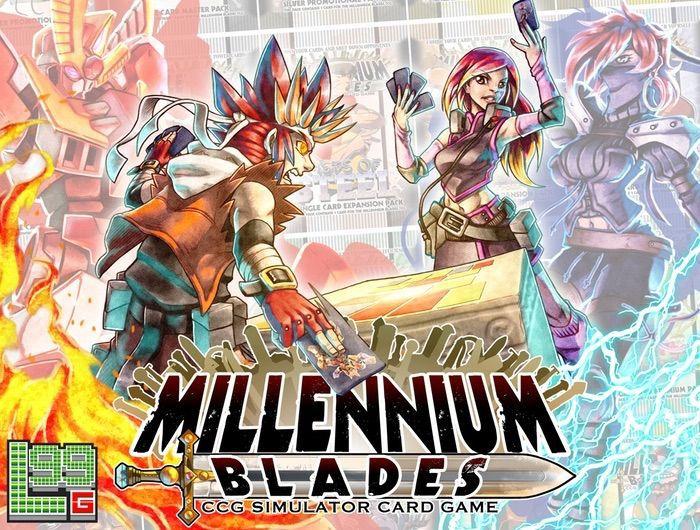 настольная игра Millennium Blades