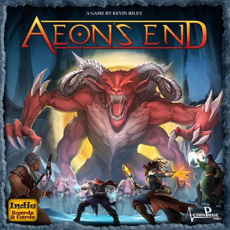 настольная игра Aeon's End Конец Эона
