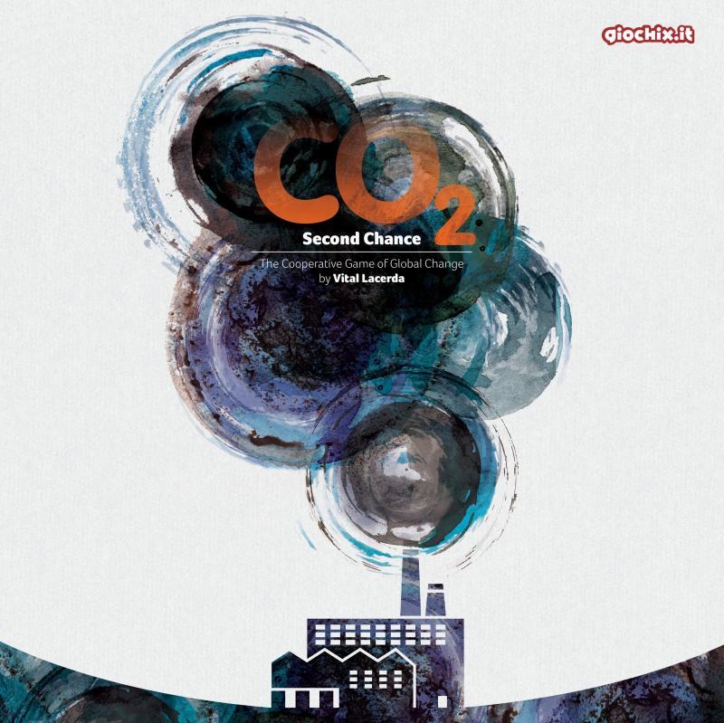 настольная игра CO₂: Second Chance CO₂: второй шанс