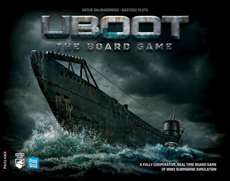 настольная игра UBOOT: The Board Game UBOOT: настольная игра