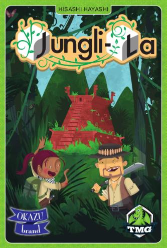 настольная игра Jungli-La Jhudagli-G