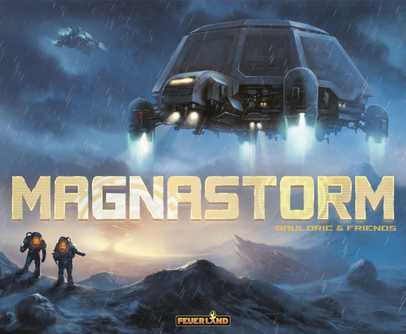 настольная игра Magnastorm