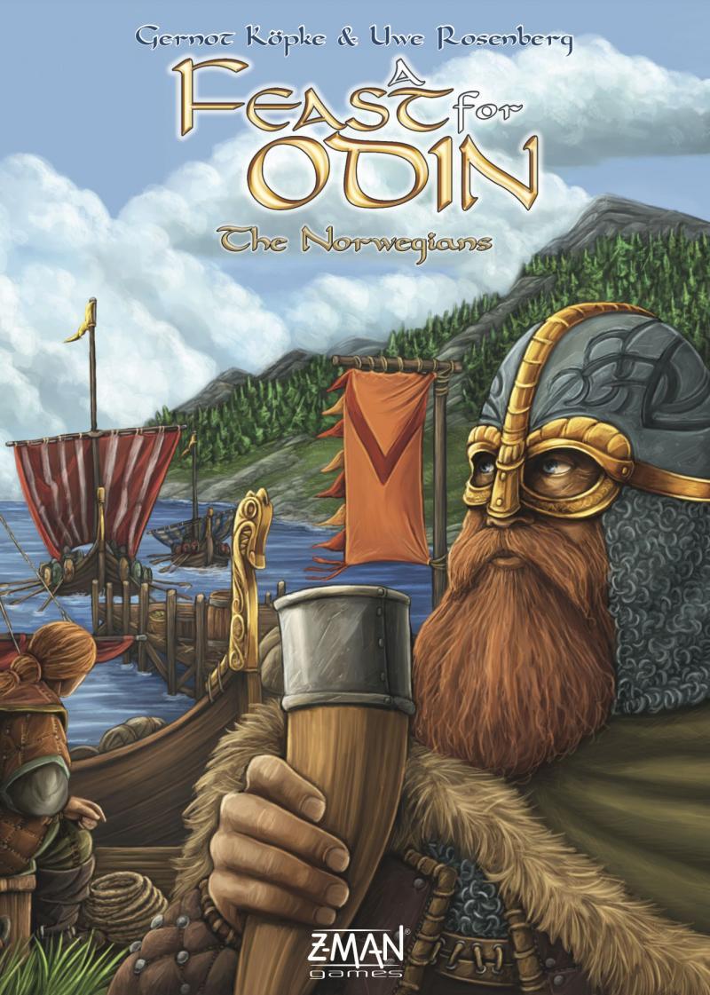 настольная игра A Feast for Odin: The Norwegians Праздник для Одина: норвежцы