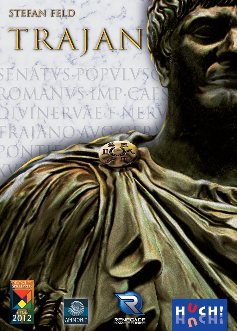 настольная игра Trajan Траян