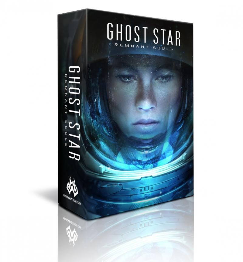 настольная игра Ghost Star Призрачная звезда