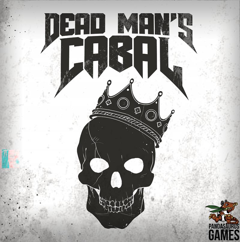 настольная игра Dead Man's Cabal Кабал мертвеца