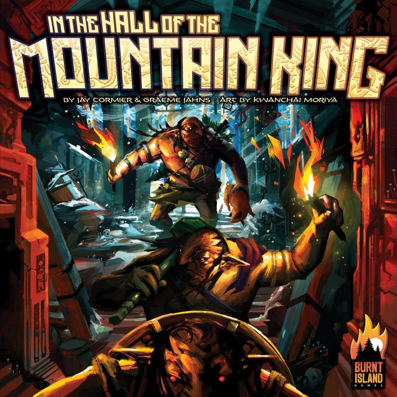настольная игра In the Hall of the Mountain King В Зале Горного Короля