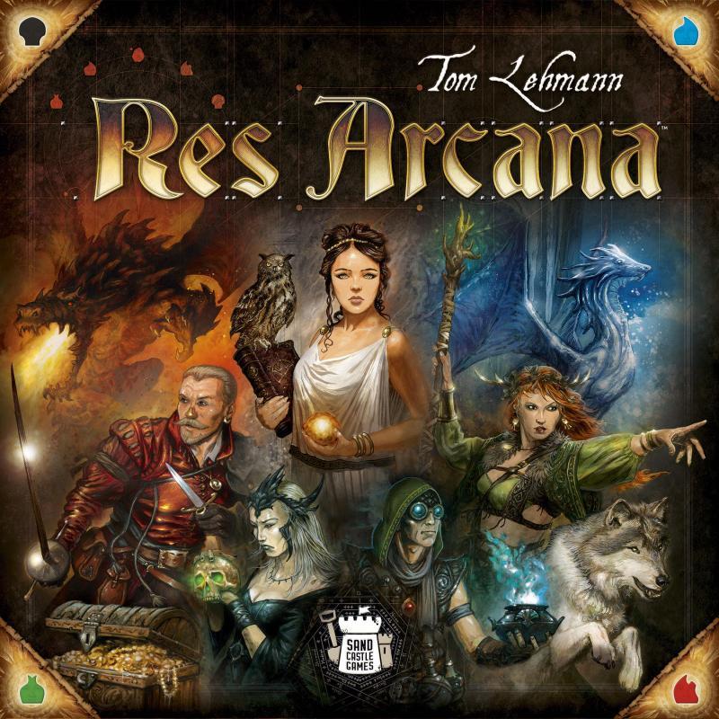 настольная игра Res Arcana