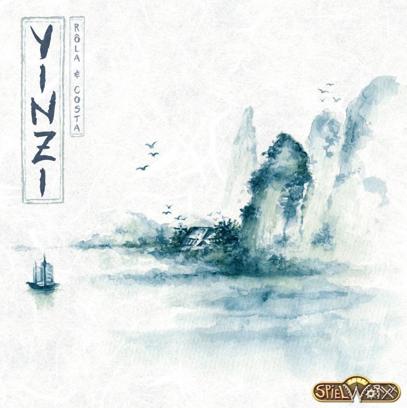 настольная игра Yínzi: The Shining Ming Dynasty Инзи: Династия Сияющих Мин