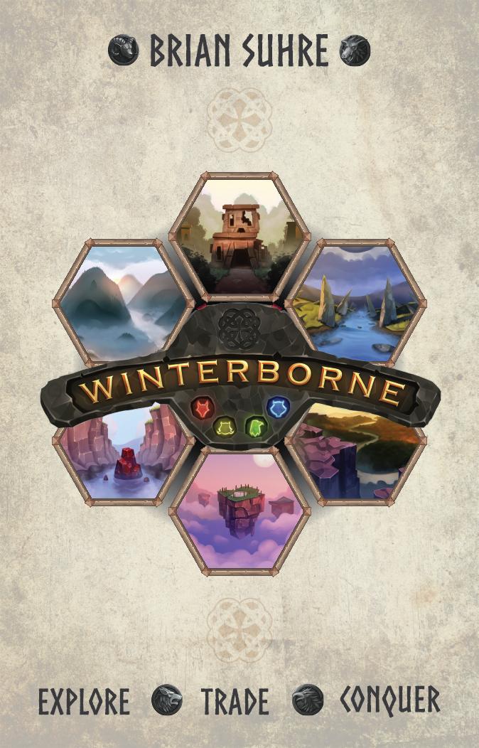 настольная игра Winterborne