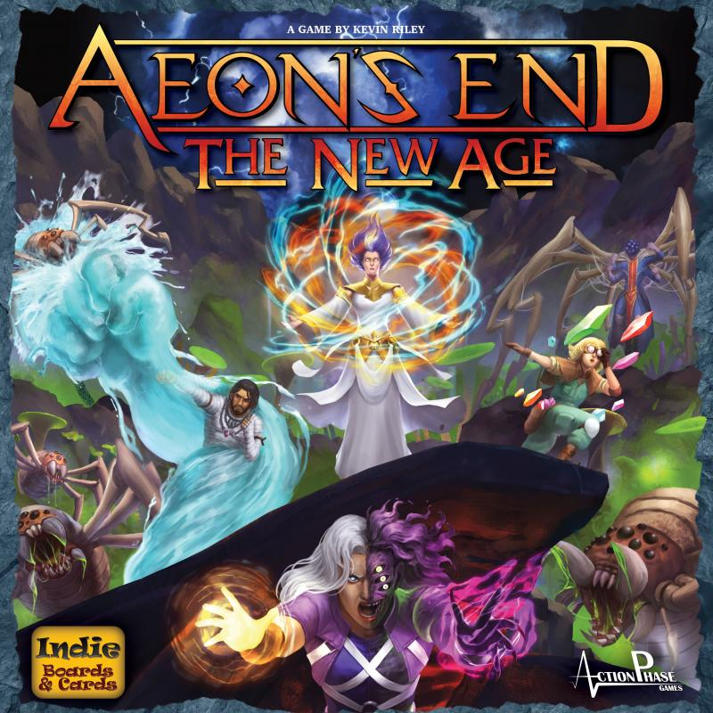 настольная игра Aeon's End: The New Age Конец Эона: новая эра