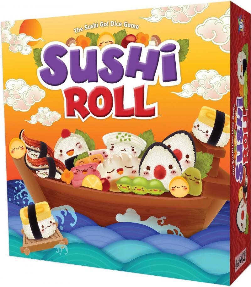 настольная игра Sushi Roll Суши Ролл