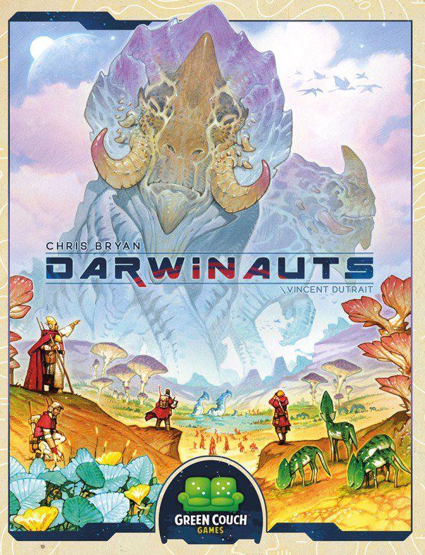 настольная игра Darwinauts