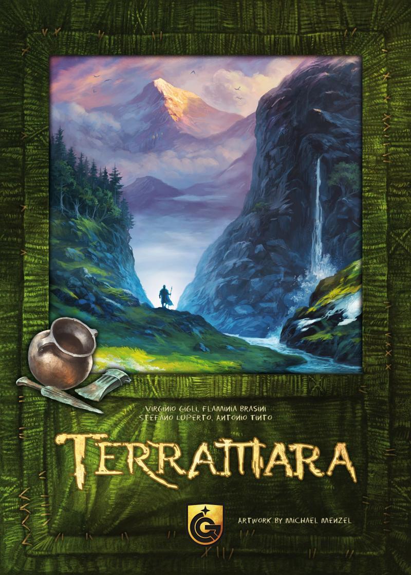 настольная игра Terramara