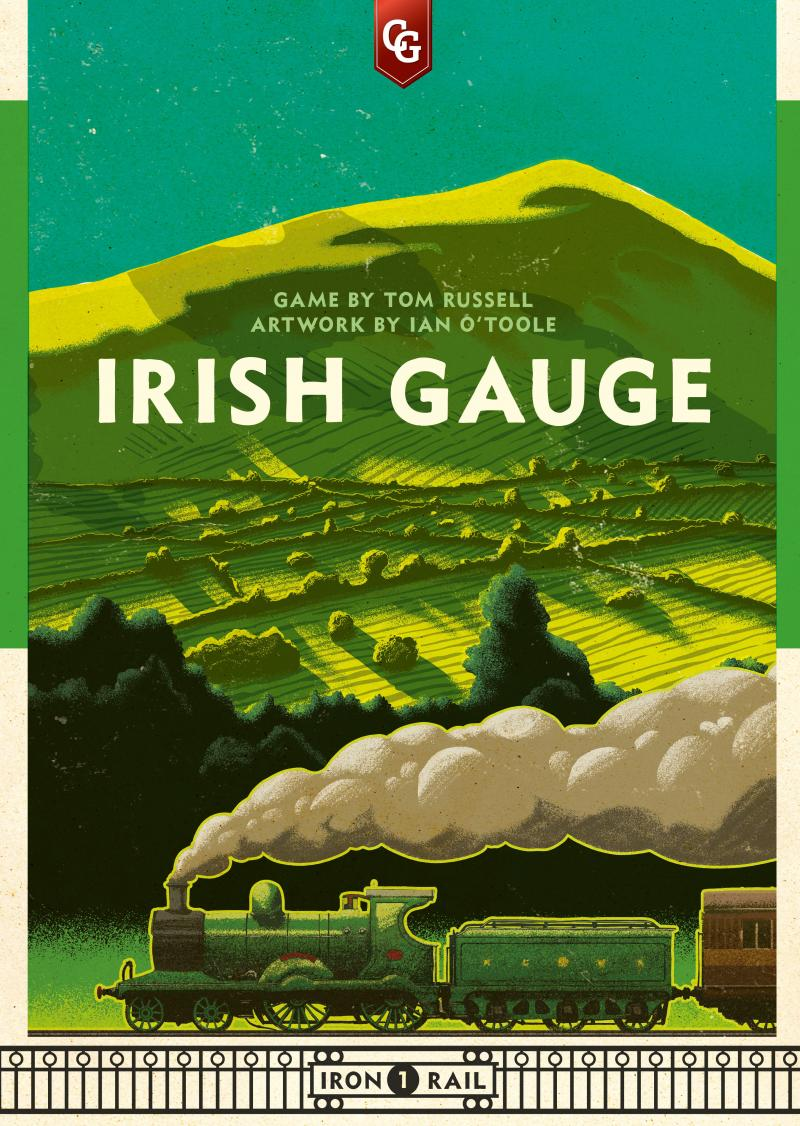 настольная игра Irish Gauge Ирландский калибр