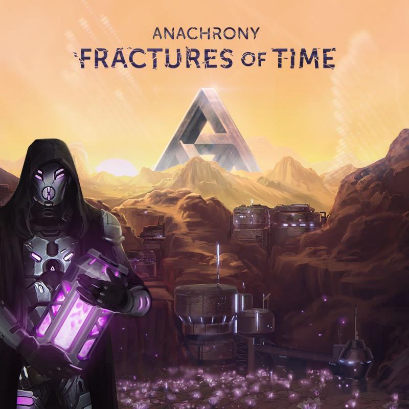 настольная игра Anachrony: Fractures of Time Анахрония: переломы времени