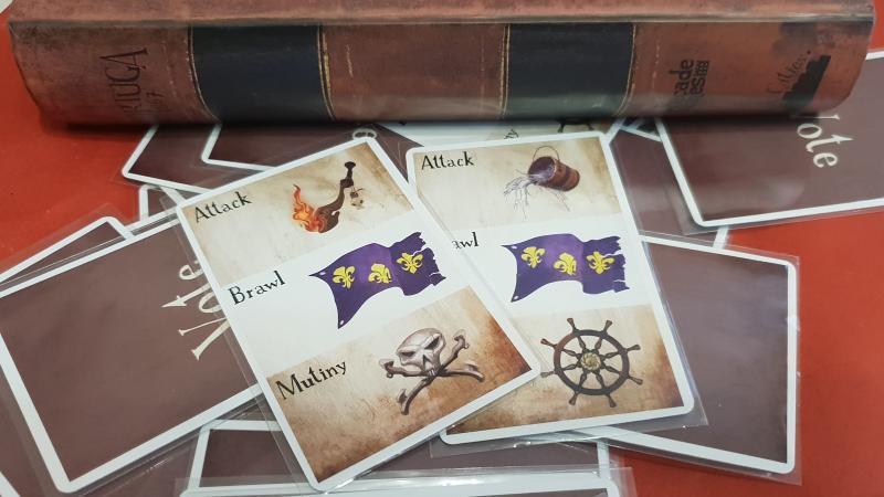 настольная игра Тортуга 1667