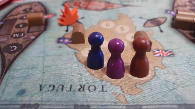 настольная игра Тортуга