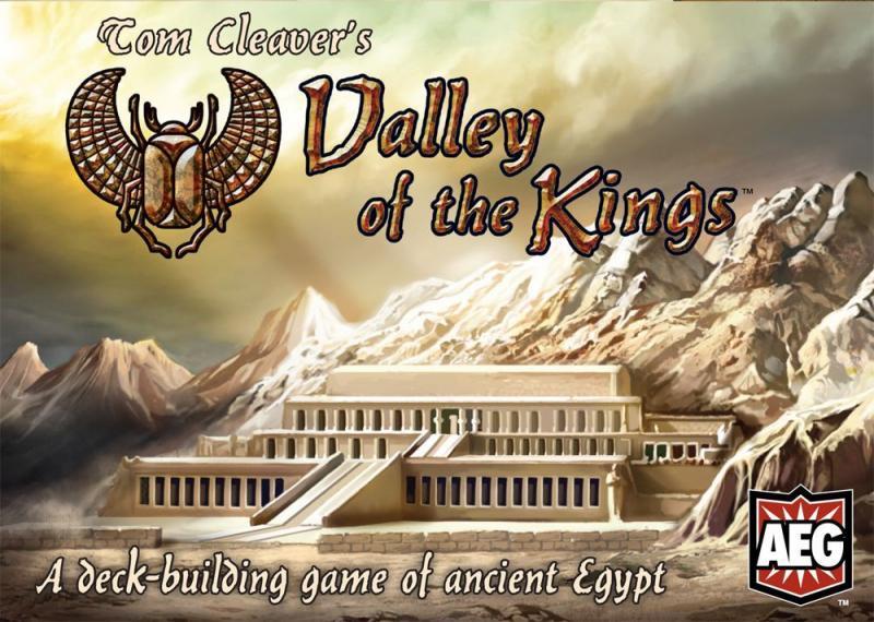 настольная игра Valley of the Kings Долина Королей