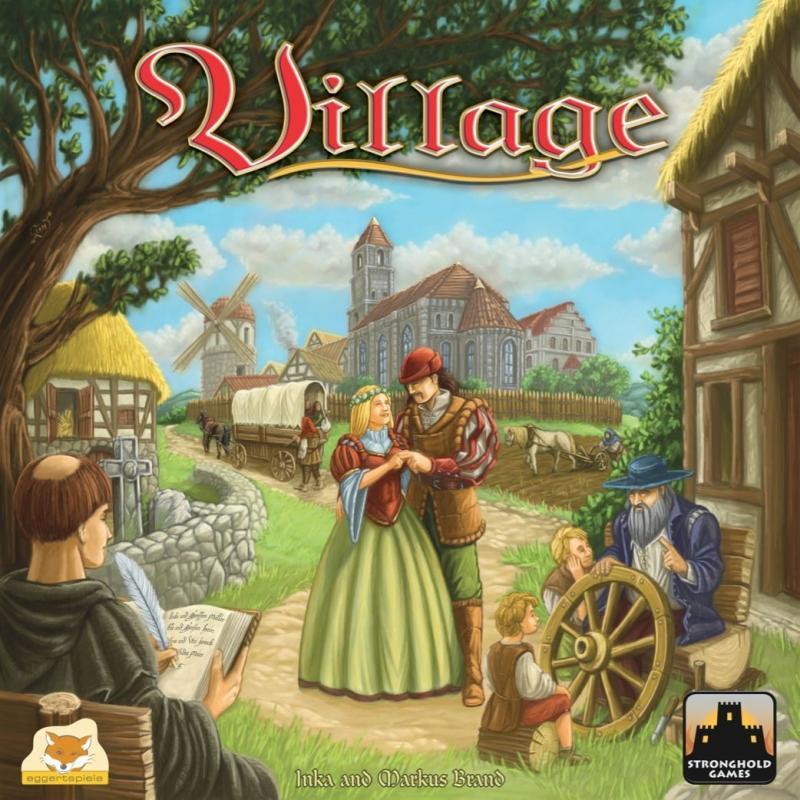 настольная игра Village Деревня