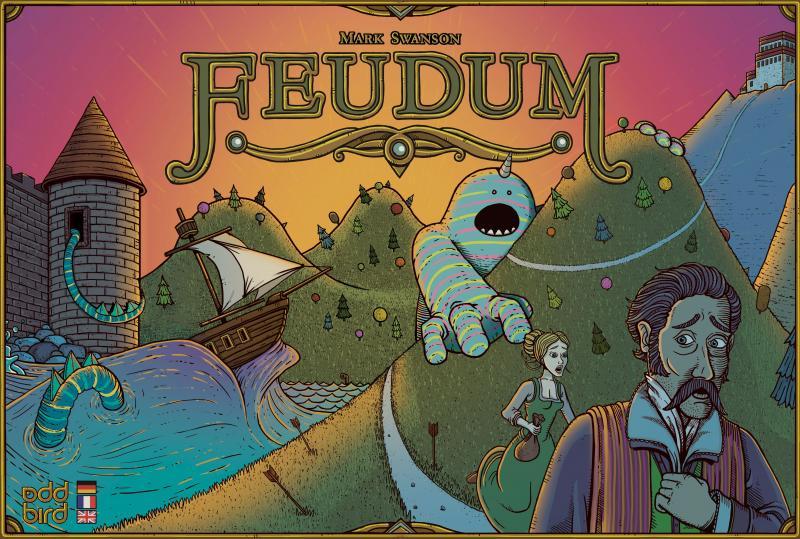настольная игра Feudum Feudutn