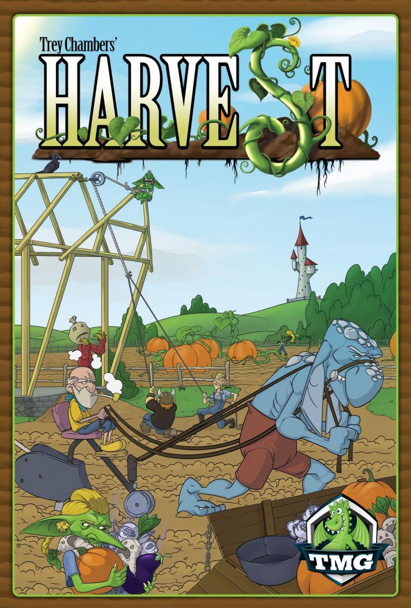 настольная игра Harvest Урожай