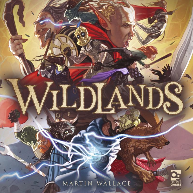 настольная игра Wildlands