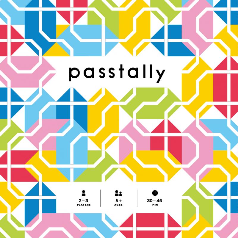 настольная игра passtally