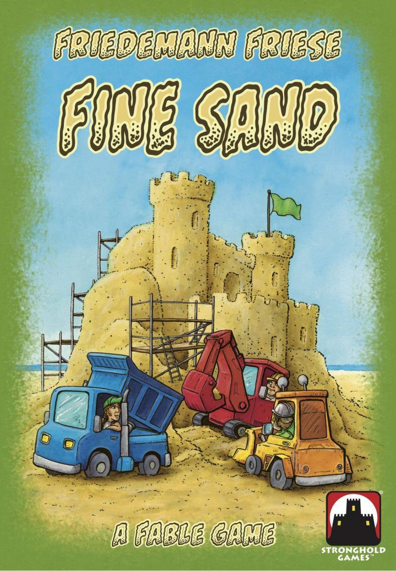 настольная игра Fine Sand Хороший песок