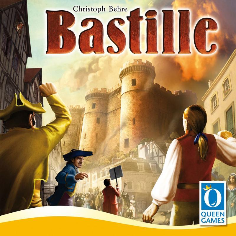 настольная игра Bastille Бастилия